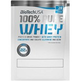 BioTech USA 100% Pure Whey Cookies&Cream 28g