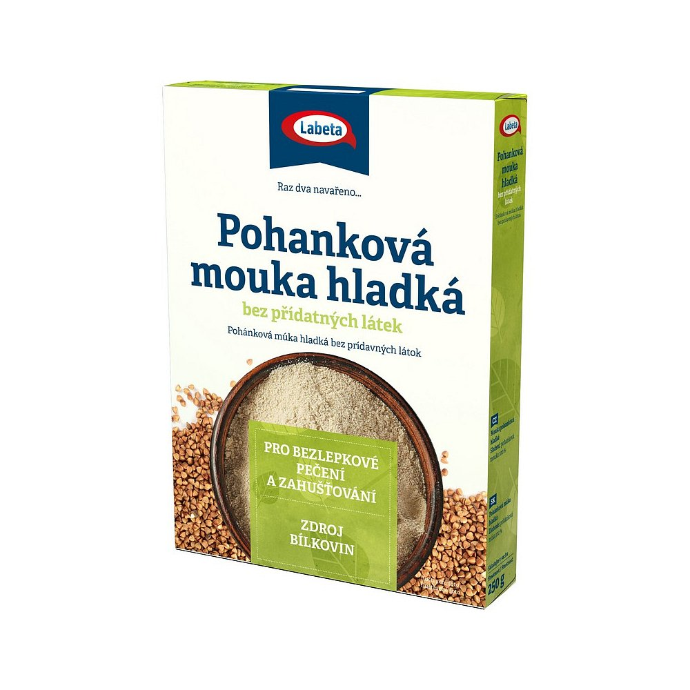 LABETA Pohanková mouka bez lepku 250 g