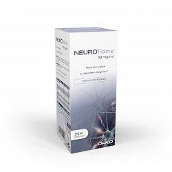 Neurotidine 50 mg/ml perorální roztok 250 ml