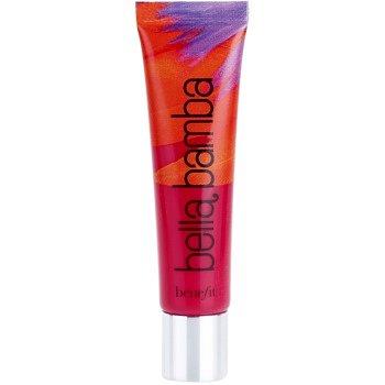 Benefit Ultra Plush lesk na rty odstín Bella Bamba  15 ml