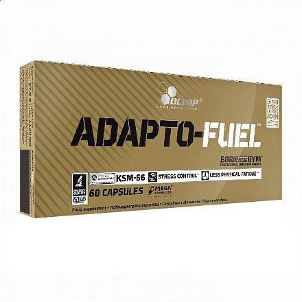 Olimp Adapto-Fuel, Adaptogeny, 60 kapslí