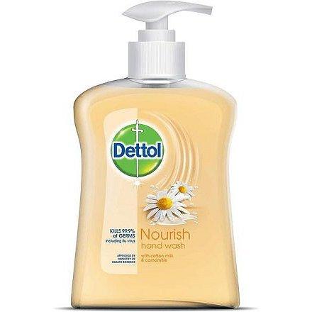 DETTOL Tekuté mýdlo s výtažkem z heřmánku 250 ml