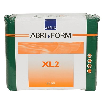 Inkont.kalh. Abri Form XL2. 20ks