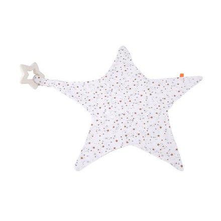Muchláček hvězda s kousátkem hvězdičky