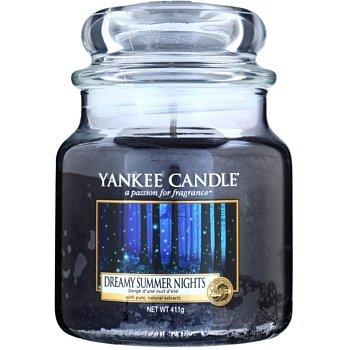 Yankee Candle Dreamy Summer Nights vonná svíčka Classic střední 411 g