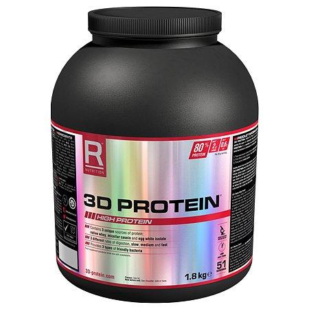 3D Protein 1,8kg vanilka