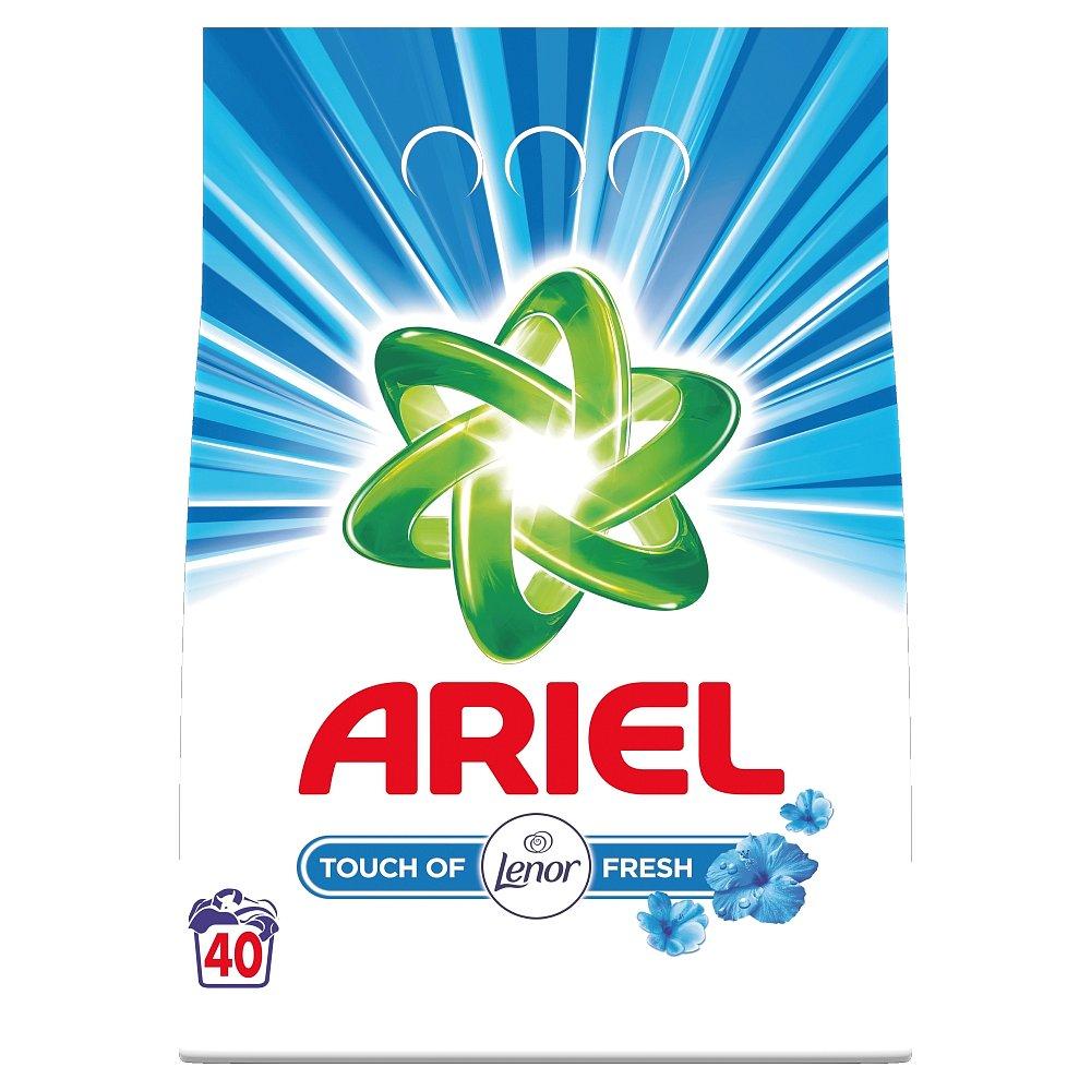 Ariel prášek TOL Fresh 2,8kg - 40 pracích dávek