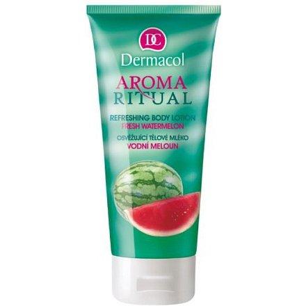 Dermacol Aroma Ritual tělové mléko vodní meloun 200ml