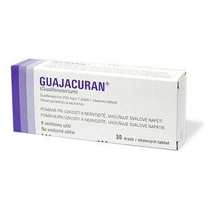 Guajacuran dražé 30x200mg (blistr)
