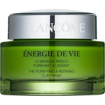 Lancôme Énergie de Vie čisticí maska s jílem  75 ml