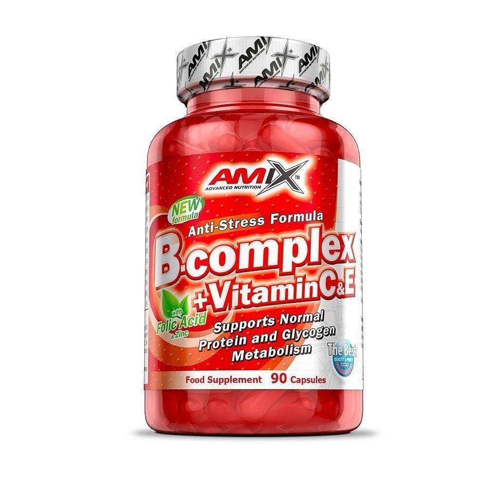 Amix B-Complex + vitamin C 90 tablet