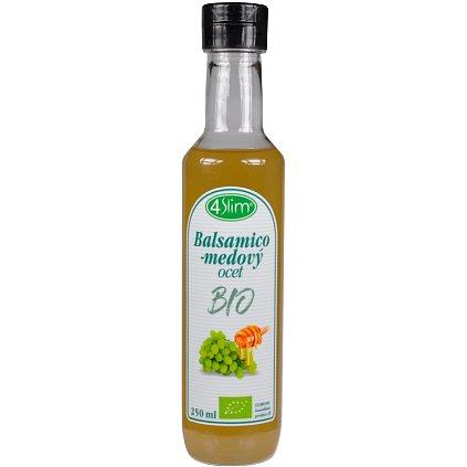4slim BIO Balsamico-medový ocet 250ml