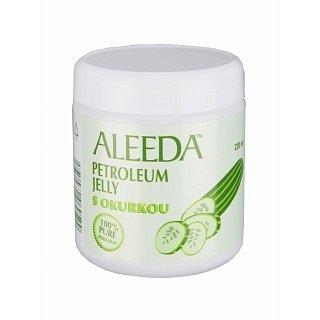 Aléeda Petroleum Jelly toaletní vazelína s okurkou 220 ml