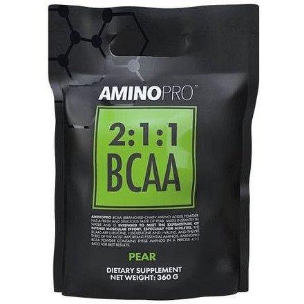 AminoPRO BCAA Hruška 360g