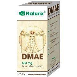 DMAE 503 mg Bitartate Complex tablety 50