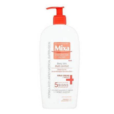 Mixa Multi-comfort tělové mléko 400ml