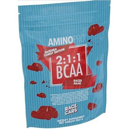 AminoPRO BCAA Malina 360g