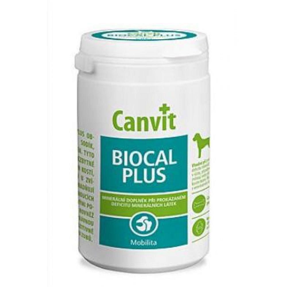 CANVIT Biocal Plus pro psy 230 g new