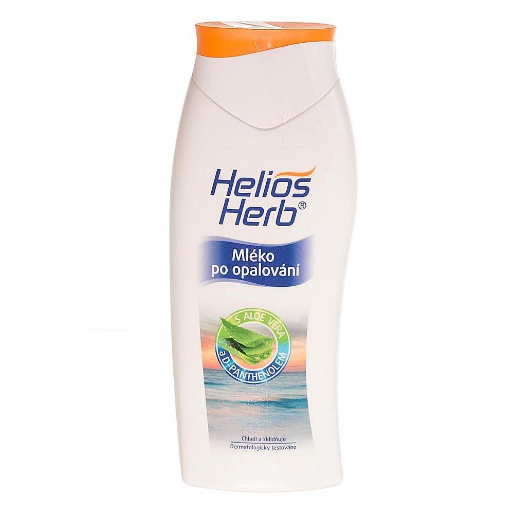 HELIOS Herb mléko po opalování 400 ml