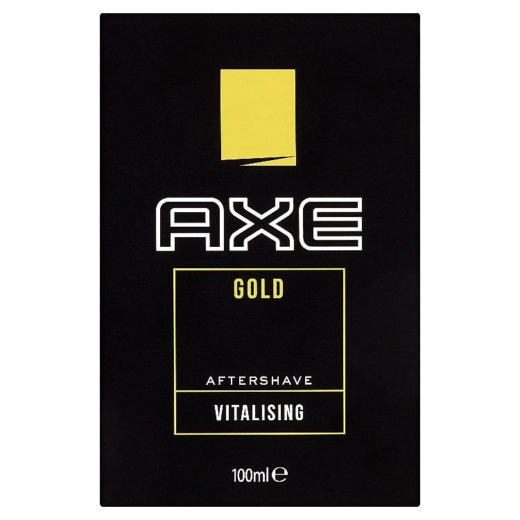 Axe Gold voda po holení 100 ml