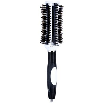 Olivia Garden ThermoActive Ionic Boar Combo kartáč na vlasy průměr 35 mm