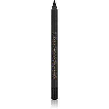 Yves Saint Laurent Dessin du Regard Waterproof voděodolná tužka na oči odstín 1 Noir Effronté 1,2 g