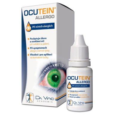 Ocutein ALLERGO oční kapky 15ml