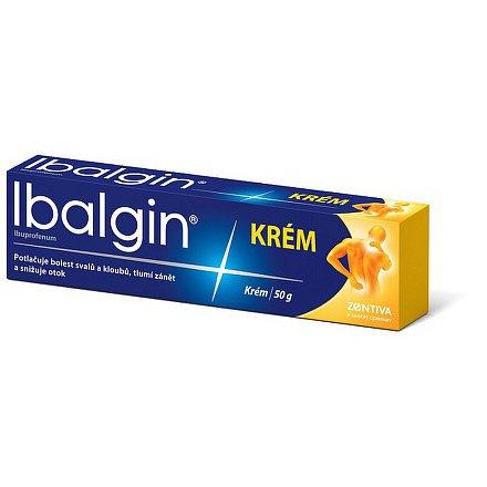 Ibalgin krém dermální krém  1 x 50 gm