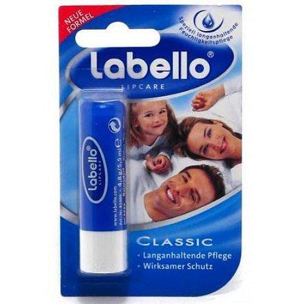 LABELLO CLASSIC tyčinka na rty 4.8g č.85000