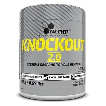 Olimp Knockout 2.0 Cola Blast 305g