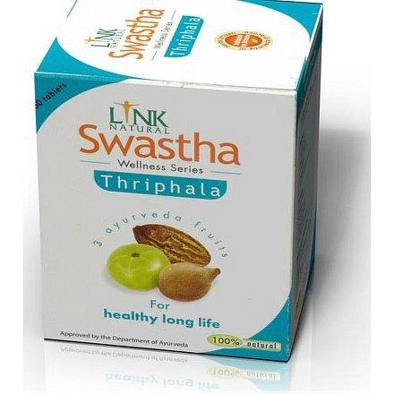 Triphala 60 tablet podpora trávení a detoxikace