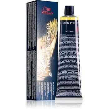 Wella Professionals Koleston Perfect ME+ Rich Naturals permanentní barva na vlasy odstín 10/8 60 ml