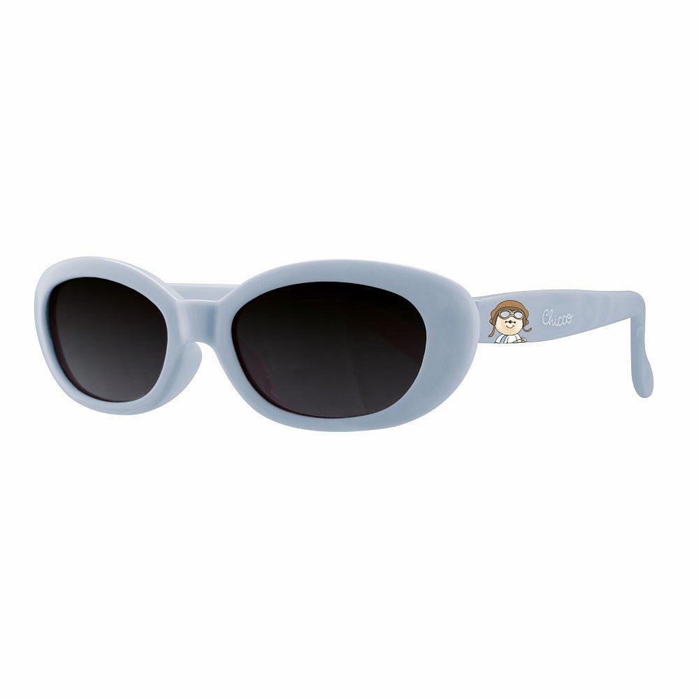 CHICCO Brýle sluneční chlapec bl. modré 0m+