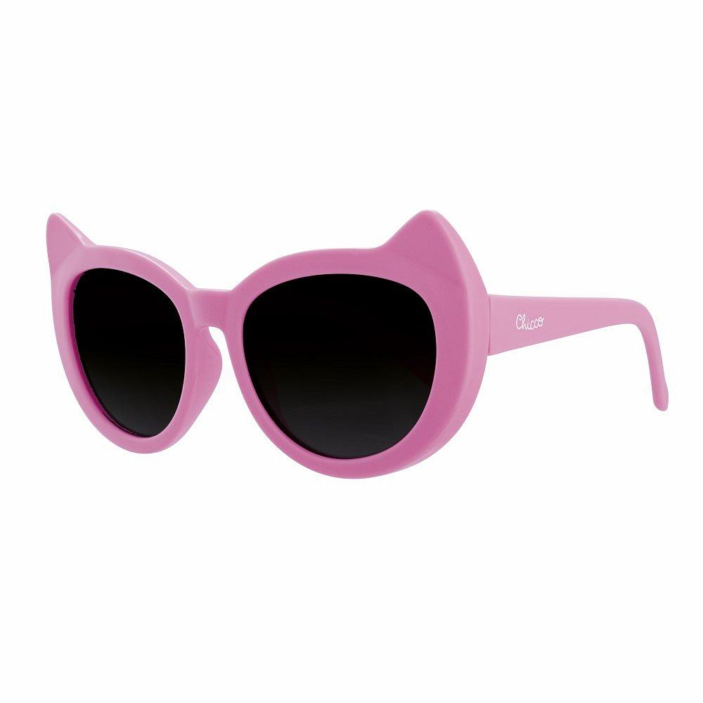 CHICCO Brýle sluneční dívka bl. růžové 36m+