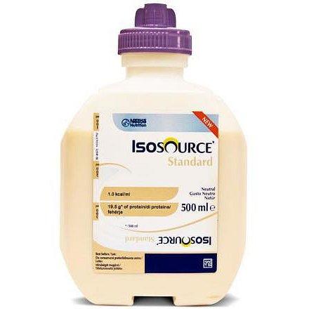 Isosource Standard Neutrální perorální roztok 1 x 500 ml