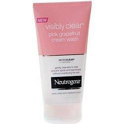 NEUTROGENA Visibly Clear Pink Grap.cream wash150ml
