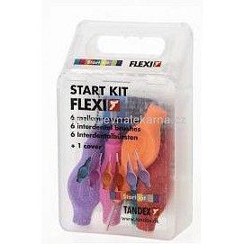 TANDEX mezi.kart. Flexi Start sada 6 ks TA819097