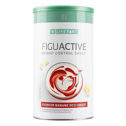 LR LIFETAKT Figu Active Koktej Jahoda - Banán 450 g