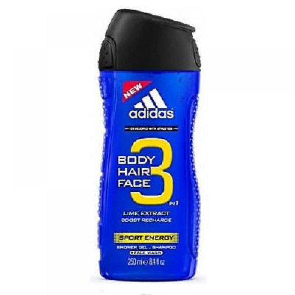 ADIDAS Men Sport Energy sprchový gel 250 ml