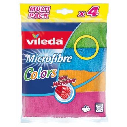 Vileda Mikrohadřík Colors 4ks