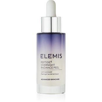 Elemis Peptide⁴ Overnight Radiance Peel exfoliační peelingové sérum pro rozjasnění a vyhlazení pleti 30 ml