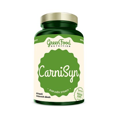 GreenFood Nutrition CarniSyn 60cps
