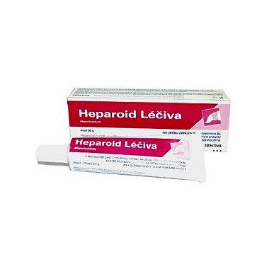 Heparoid Léčiva dermální krém 1 x 30 g