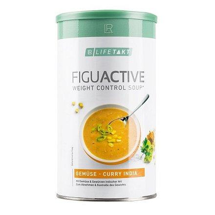 "LR LIFETAKT Figu Active Zeleninová kari polévka ""India"" 500 g"