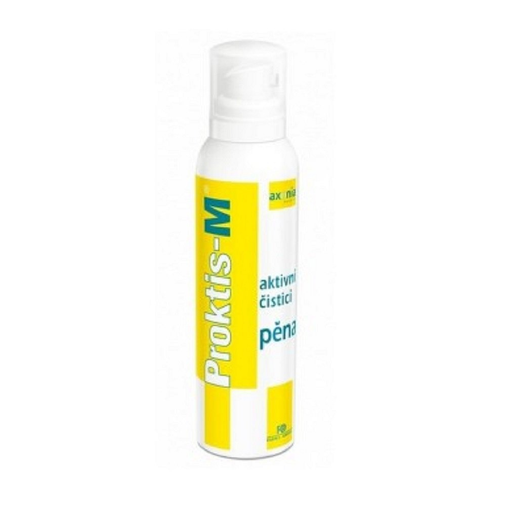 PROKTIS-M Čisticí pěna 150 ml