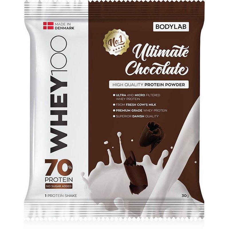 Bodylab Whey Protein 100 ultimátní čokoláda 30g