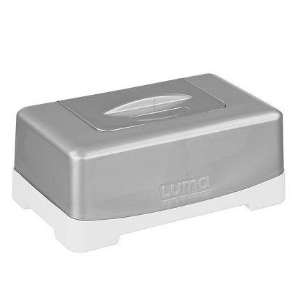 Box na vlhčené ubrousky LUMA  Sparkling Silver