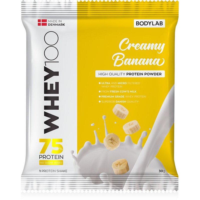 Bodylab Whey Protein 100 banán 30g