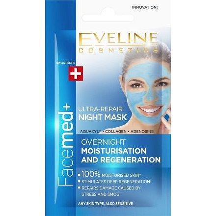 Eveline Facemed Ultra-repair noční pleťová maska