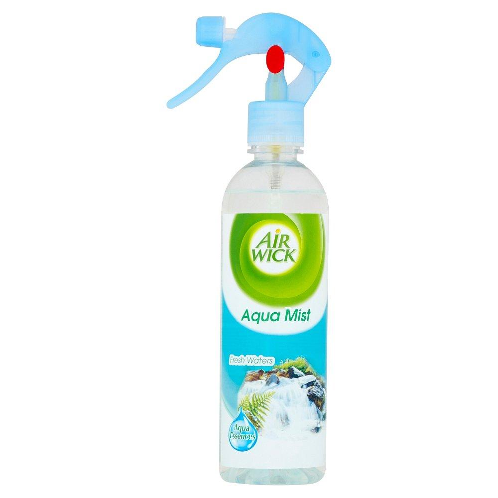 AIRWICK aqua mist spray 345ml svěží vůně vodopádu